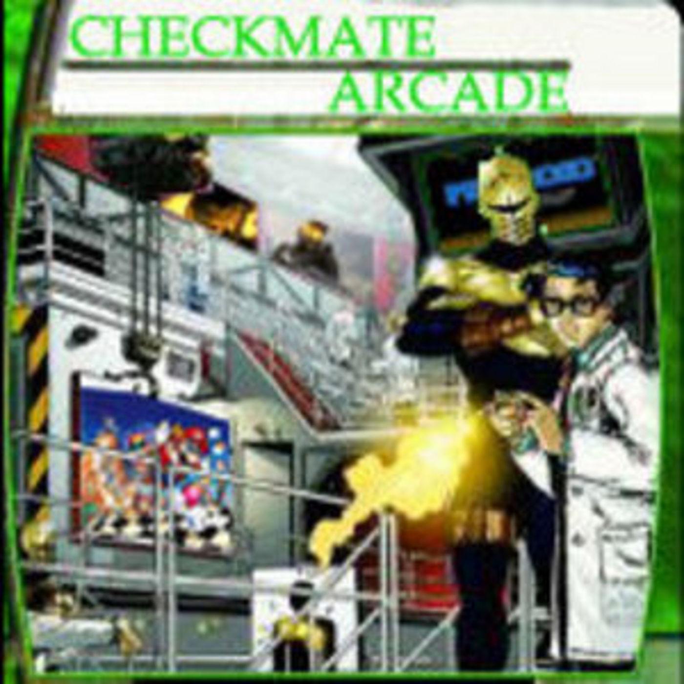 <![CDATA[Checkmate Arcade Podcast]]>